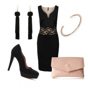 Outfit Serata Glam #2
