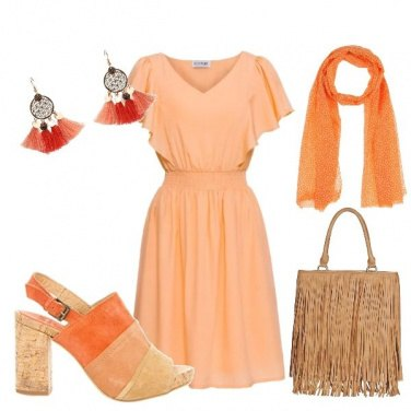 Outfit Orange