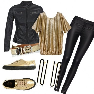 Outfit Rock #1769