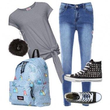 Outfit Ultimi giorni di scuola