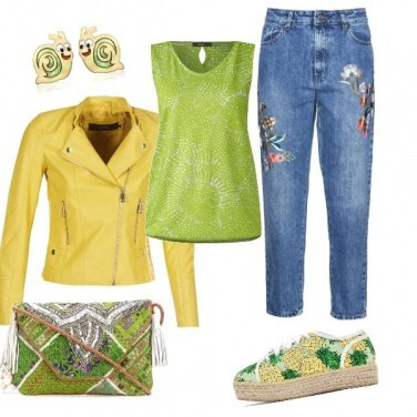 Outfit Trendy #12002