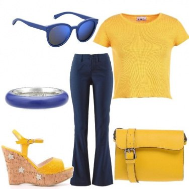 Outfit Figlia del sole