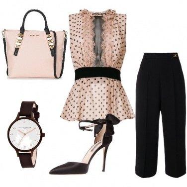 Outfit Deliziosamente donna