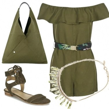 Outfit Etnico #1733