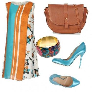 Outfit L'abitino anni 60