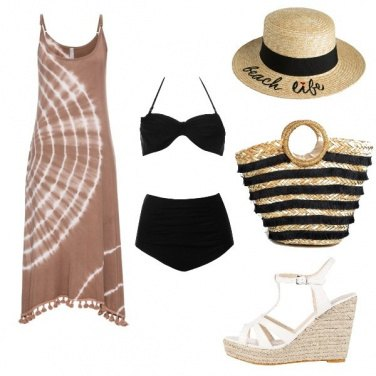 Outfit Beach life 2