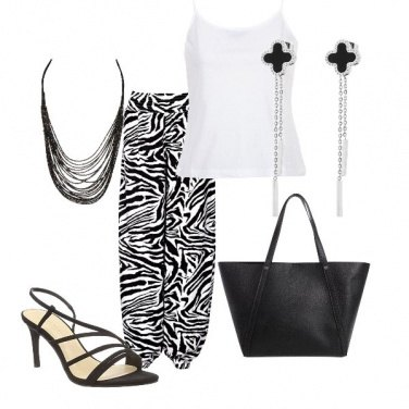 Outfit Etnico #1734