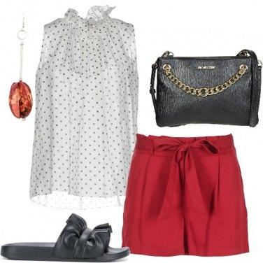 Outfit Un look per una cena d\'estate