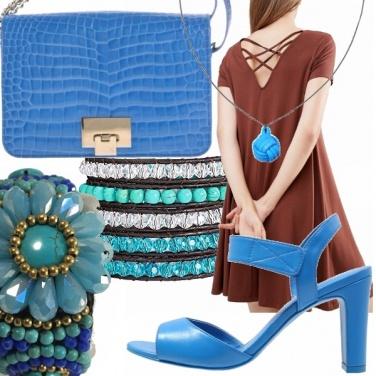 Outfit Acqua e terra