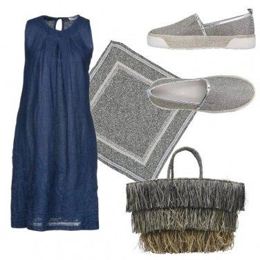 Outfit Lino e cotone in vacanza