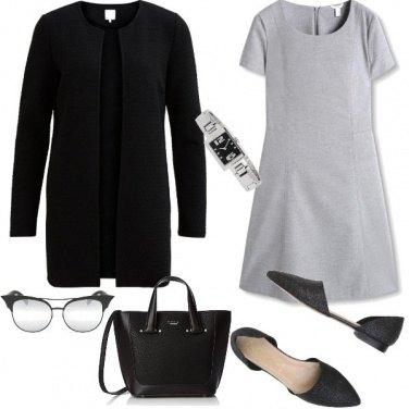 Outfit Basic, comoda e classico per l\'ufficio
