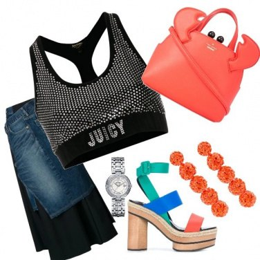 Outfit Rock #1776