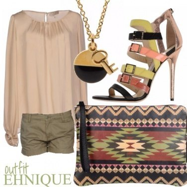 Outfit Ethnique outfit