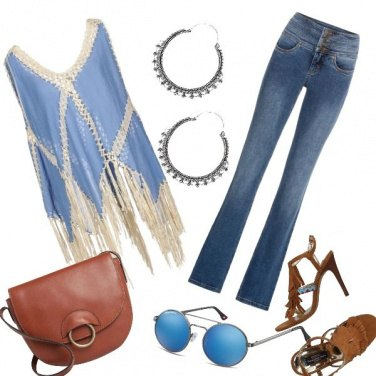 Outfit Etnico #1737