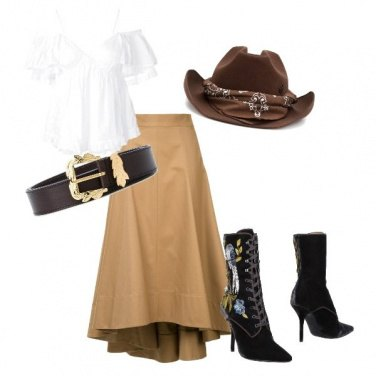 Outfit Claudia in
