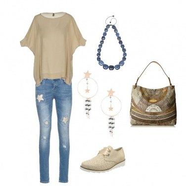 Outfit Oggi shopping