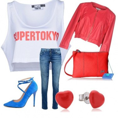 Outfit Crop top