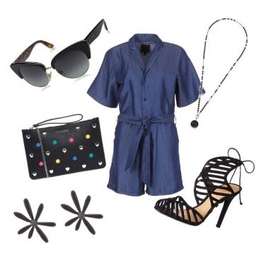 Outfit Aperitivo fra amiche