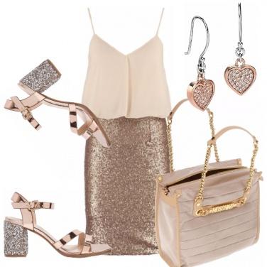 Outfit Serata...scintillante!