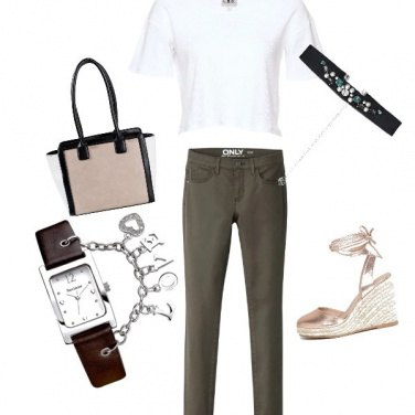Outfit Trendy #12076