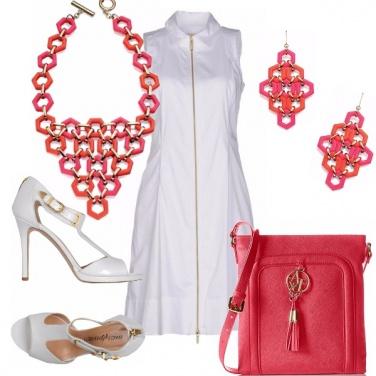 Outfit Il bianco...si colora!