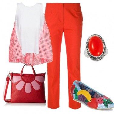 Outfit Viva la frutta
