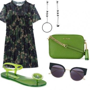 Outfit Il sandalo spiritoso