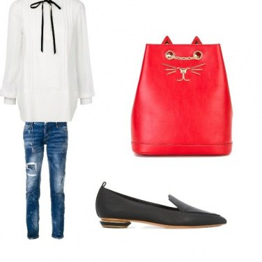 Outfit Urban cat