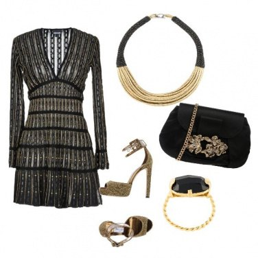 Outfit Sexy #1615