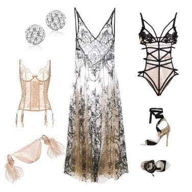 Outfit Sexy #1618
