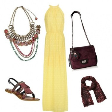 Outfit Etnico #1750