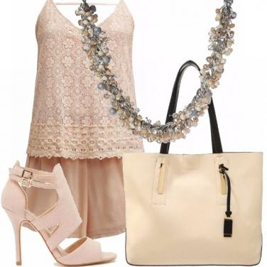 Outfit Sportiva ma elegante