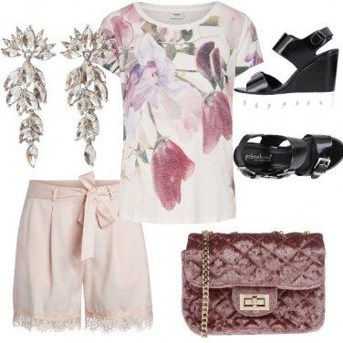 Outfit Bouquet di fiori