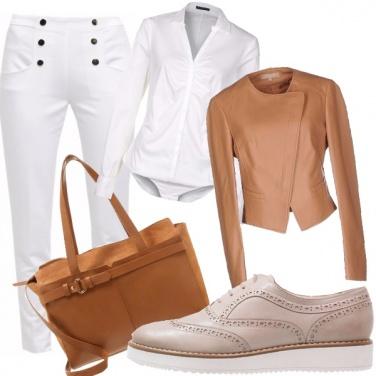 Outfit Style universitario