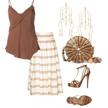 Outfit Etnico #1766