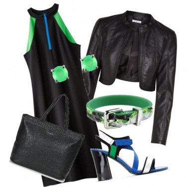 Outfit Tricolore