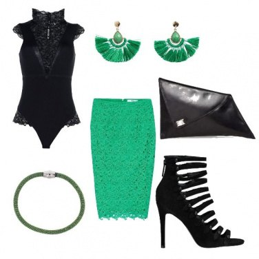 Outfit Rock #1791