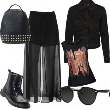 Outfit Rock #1792
