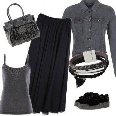 Outfit Urban #3890