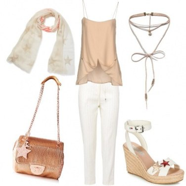 Outfit GoldStar