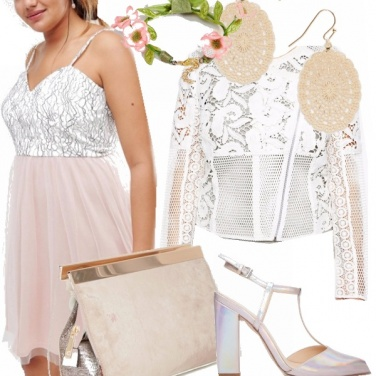 Outfit Damigella sposa curvy