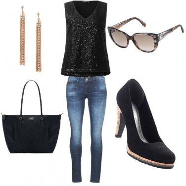 Outfit Trendy #12177