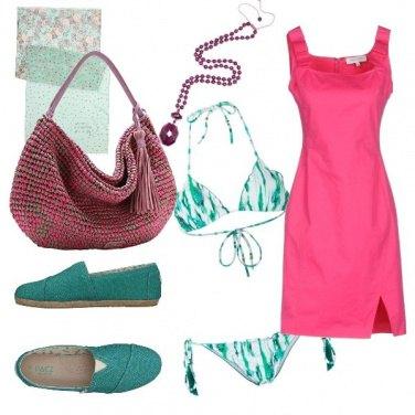Outfit CMPS Osare il colore