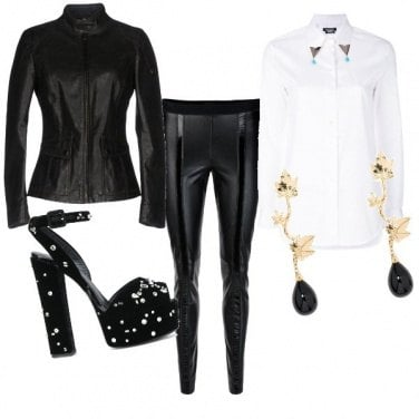 Outfit Rock #1796