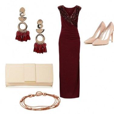 Outfit Sera elegante
