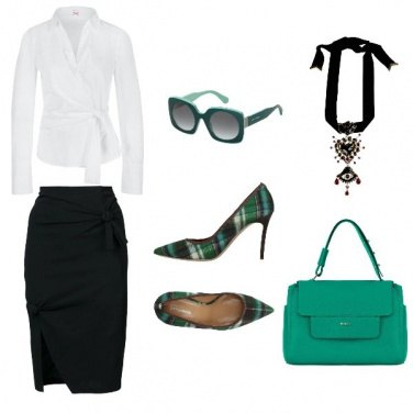 Outfit Go Green