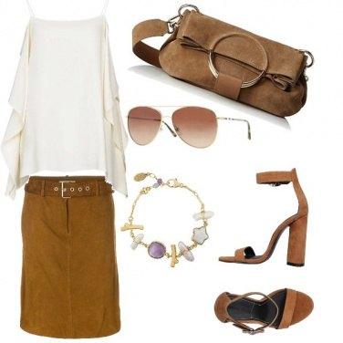 Outfit Cowgirl in ufficio