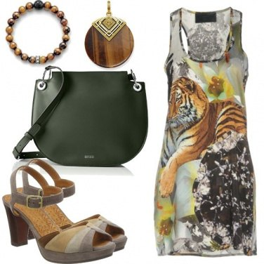 Outfit Tigre soft