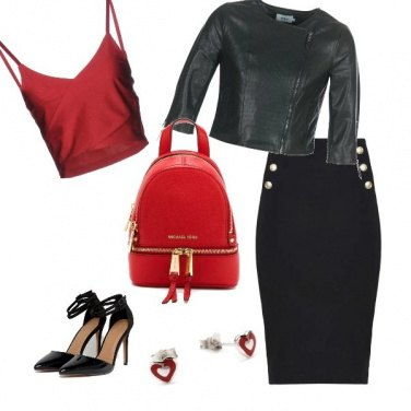 Outfit Zainetto fashion