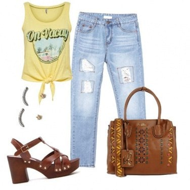Outfit Basic #7858